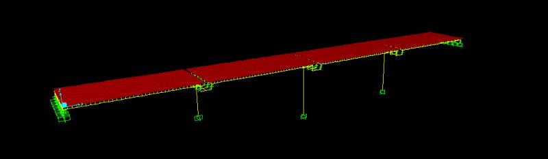 PGSuper and Sap2000 Model Comparision | PGSuper Resource Center